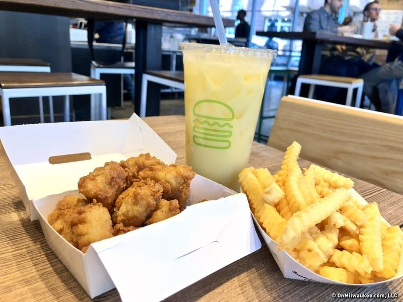 Shake Shack Chickn Bites Might Be The Best Fast Food Chicken