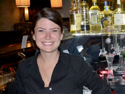 Featured bartender: Firefly's Shannon Geier