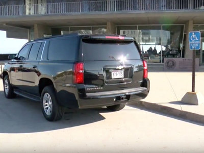 Sheriff Clarke busts self for parking in handicapped spot