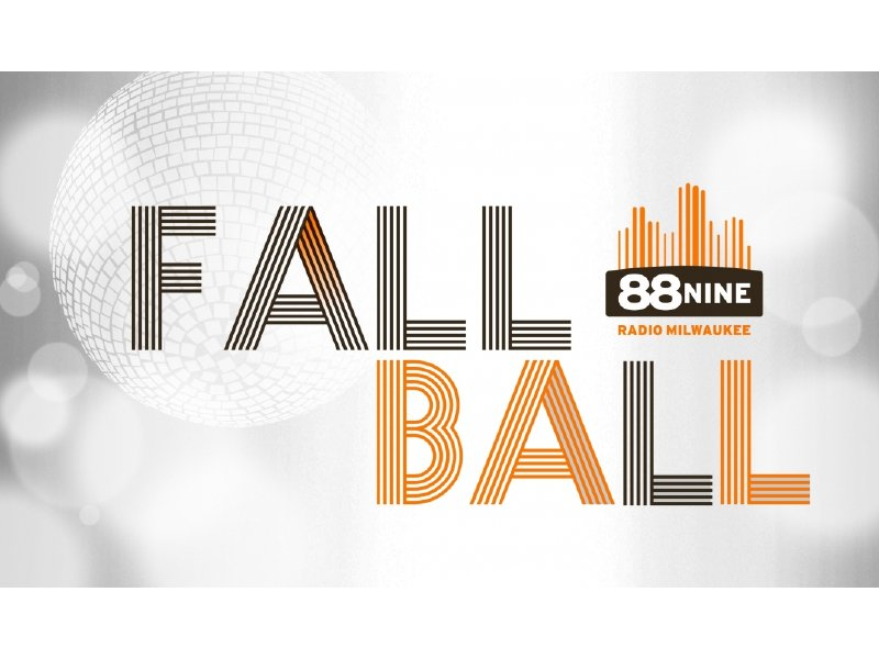 Radio Milwaukee's Fall Ball is Friday.