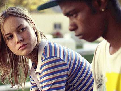 "Brie Larson and Keith Stanfield star in ""Short Term 12."""