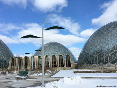 One of the Mitchell Park Domes to reopen to public on Friday