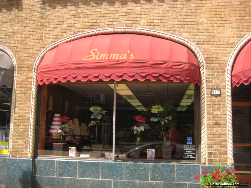 Simma's bakery is sold