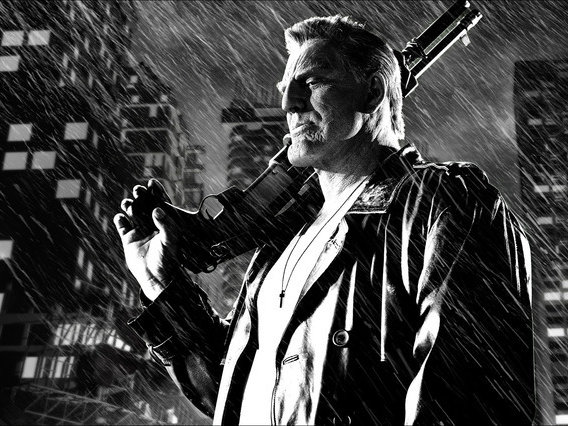 'Sin City: A Dame to Kill For' manages to be pretty and ugly