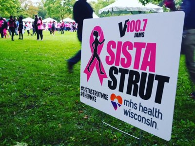 Cracker Barrel Sista Strut returns to Estabrook Park on Oct. 7