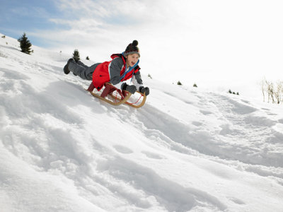 The best hills to sled