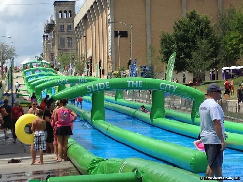 Will Slide the City return to Milwaukee next year?