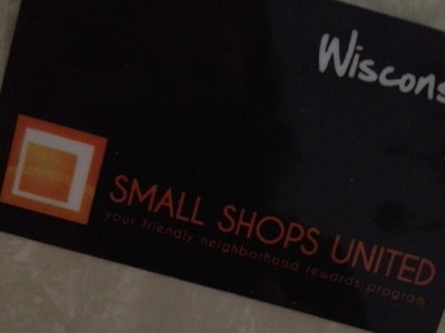 Small Shops United promotes local businesses