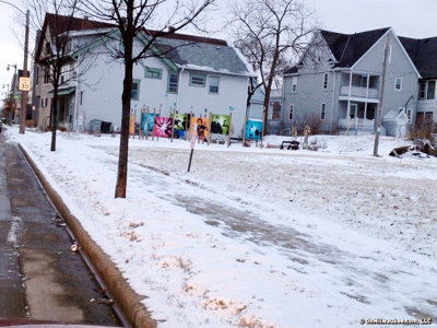 Changes to city ordinance addressing snowy, icy sidewalks now in effect
