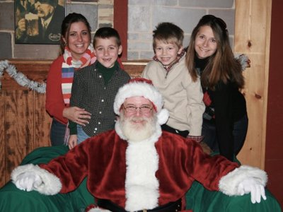 Sprecher Soda with Santa offers sweet sips and charming photo gifts