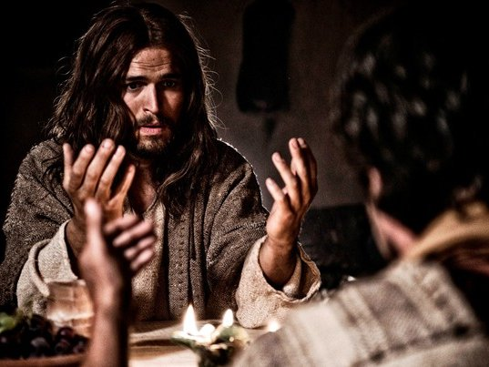 "Diogo Morgado stars as Jesus Christ in ""Son of God,"" now playing."