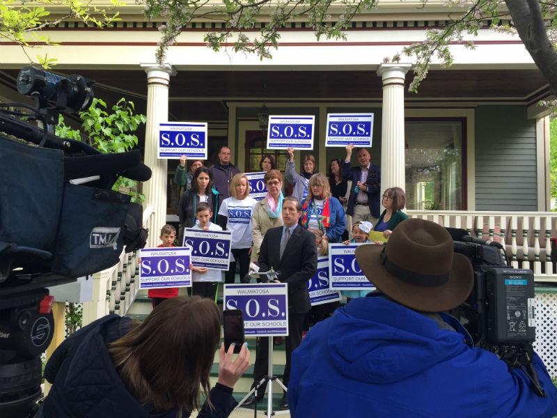 SOS: A distress signal to parents of Wisconsin public school kids