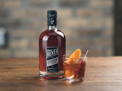 SoulBoxer knocks out a bourbon Old Fashioned