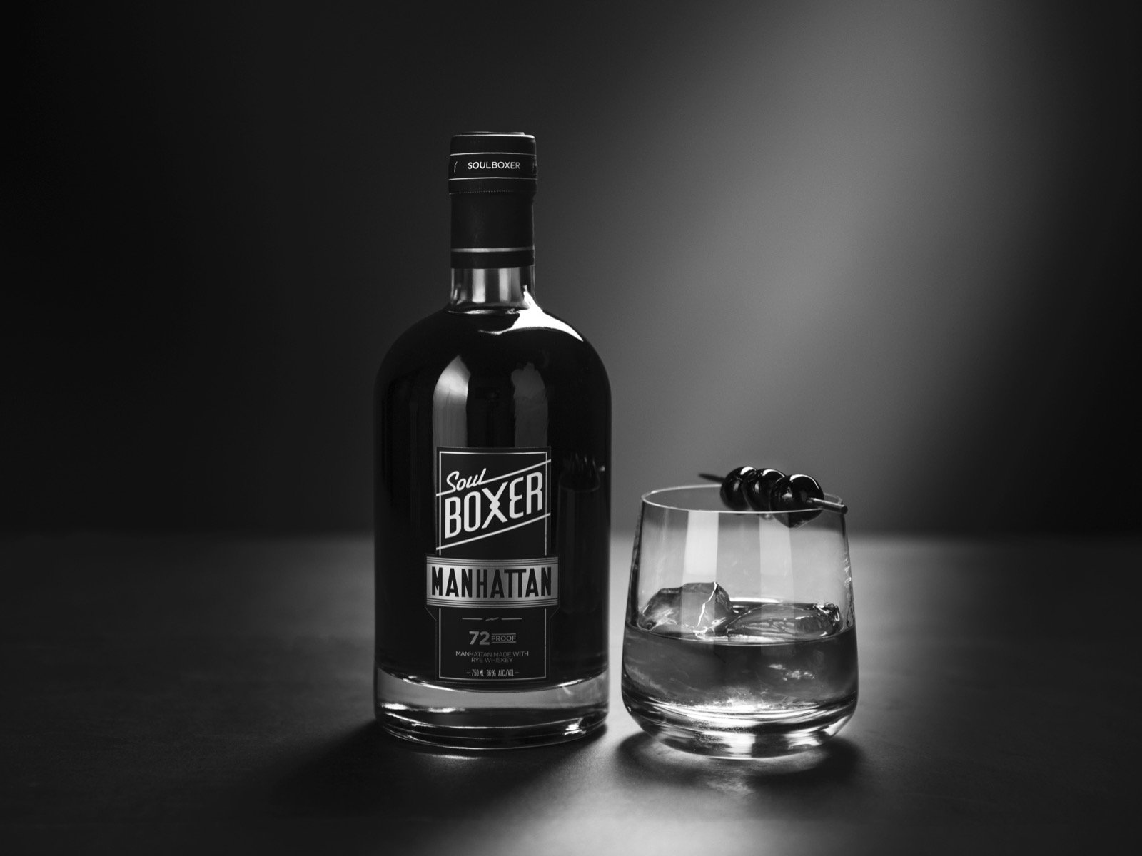 SoulBoxer rolls out yet another iconic ready-to-drink cocktail: The Manhattan