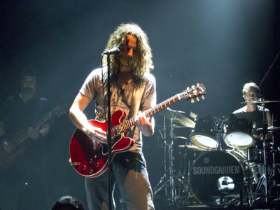 Soundgarden brings new tour to The Rave