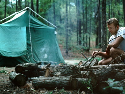 Sunday Sound-off: Is camping torture or adventure?