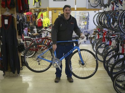South Shore Cyclery grows with service, approach to all types of customers