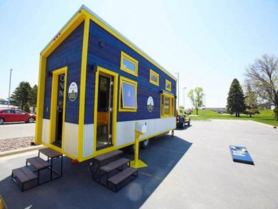 SPAM Tiny House of Sizzle to make appearance at Summerfest 50