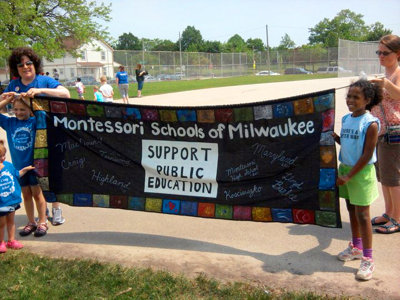 MPS talks dual-language Montessori with South Side community
