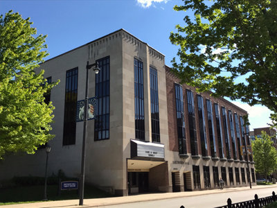 Urban Spelunking: Marquette's Varsity Theater