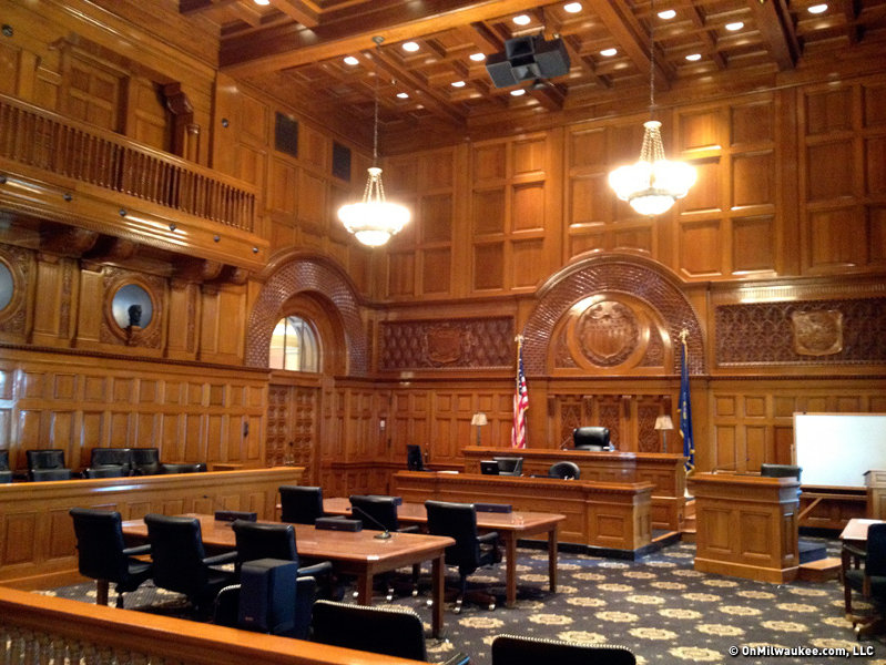 Image result for Milwaukee federal courthouse