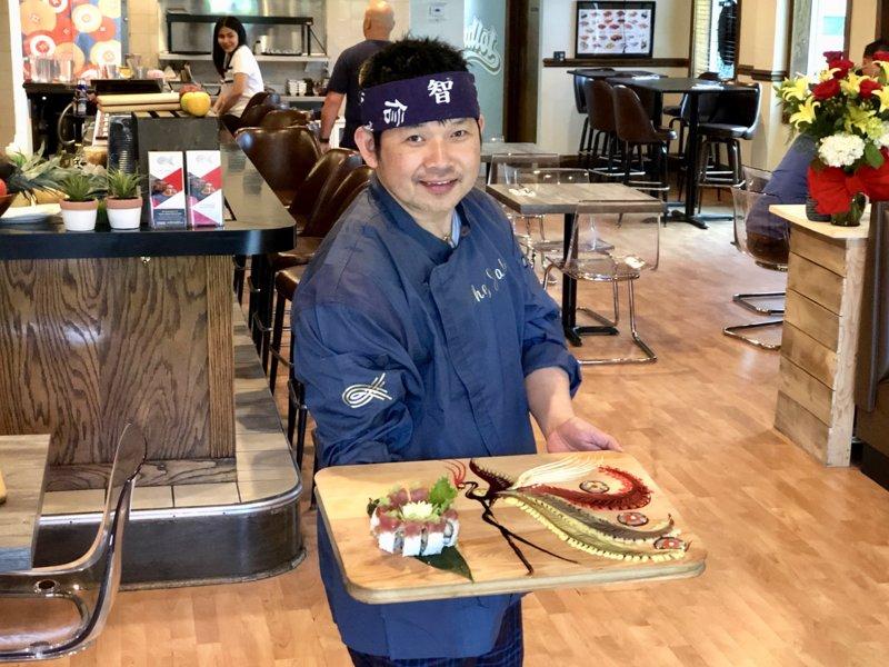 Kanpai offers new kaiten sushi menu - OnMilwaukee