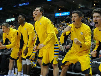 Marquette and UW make top 20 in country for school spirit Image