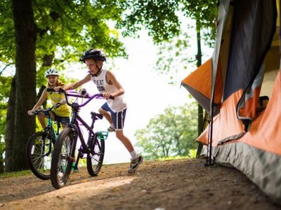 Wisconsin makes kid-friendly camping easy Image