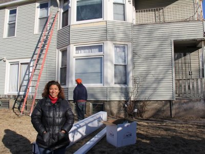 Steinhafels goes behind the scenes of an ACTS Housing project