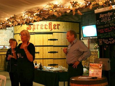 The special style of Milwaukee's Sprecher family Image
