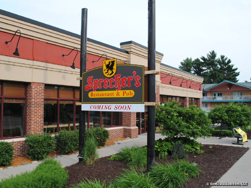 Is A Sprecher S Restaurant On Tap For Milwaukee Onmilwaukee