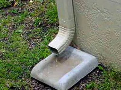 Spring Melt Brings Downspout Concerns Onmilwaukee