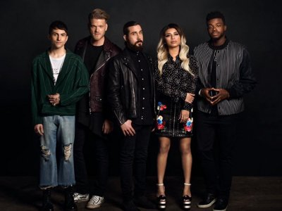 Pentatonix and Kip Moore Image