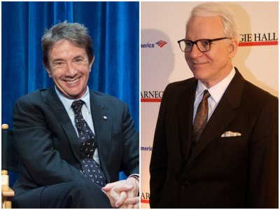 Steve Martin and Martin Short promise