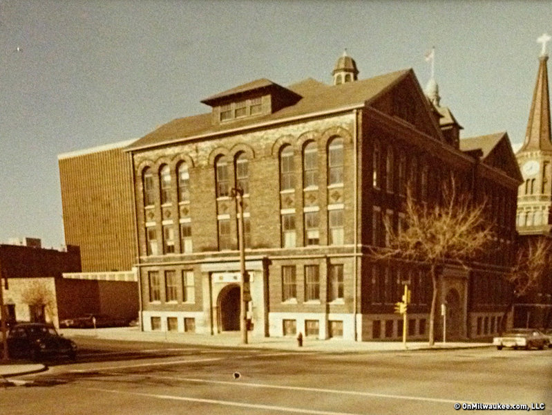 St. Mary's School closed in 1969 and was razed nearly a decade later.