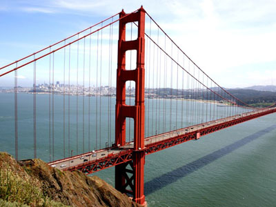 A trip to San Francisco is a treat for the senses