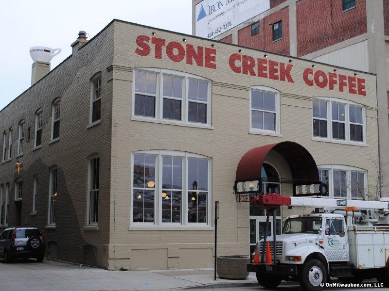 First Look Stone Creek Coffee Factory Onmilwaukee