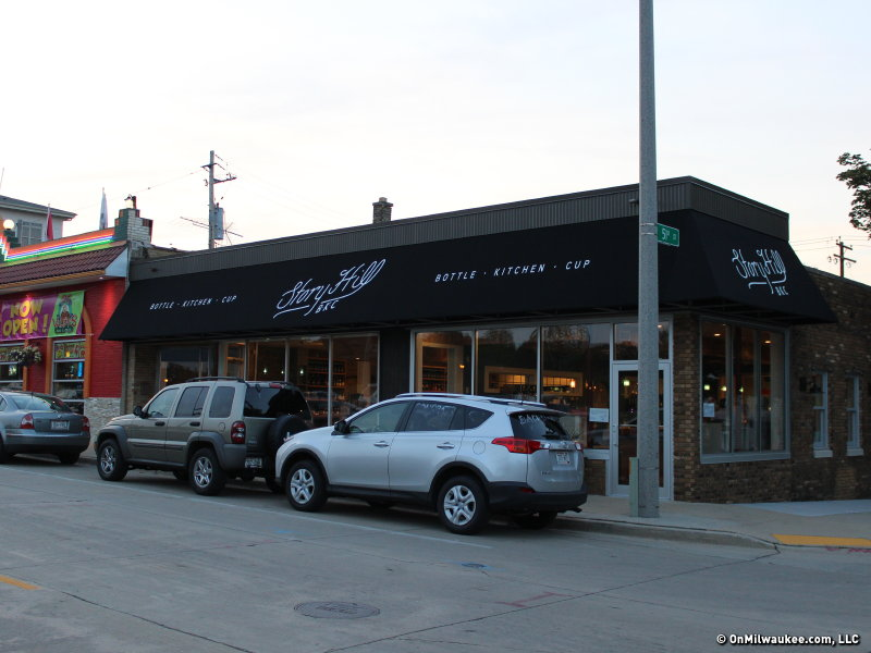 Story Hill Bkc Debuts With Breakfast And Lunch Onmilwaukee