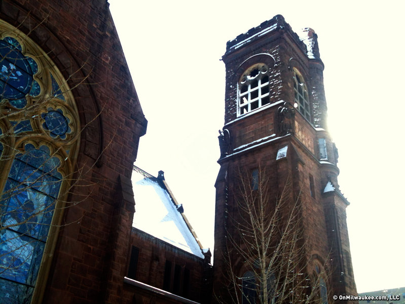 St Pauls Was Designed By Milwaukee Architect Edward Townsend Mix And Built In 1884