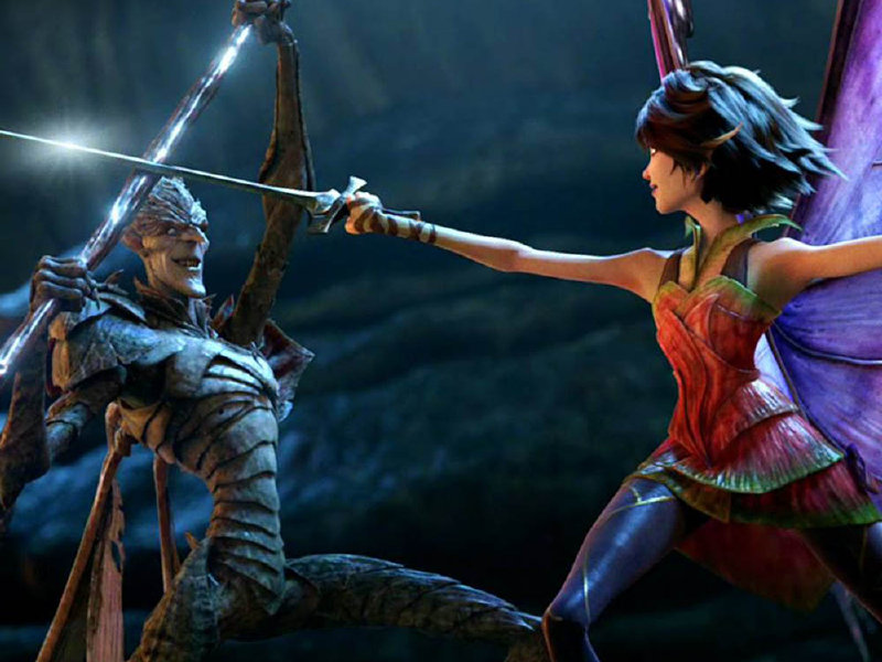 "As the tagline to ""Strange Magic"" says, ""Everyone deserves to be loved."" And this film does to. But, that won't be easy."
