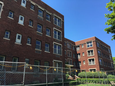 Last look: Stratford Arms Hotel/MU's former Jesuit Residence