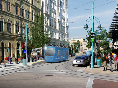Streetcar may help MPS Image