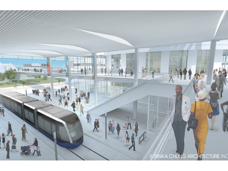 Modern transit for Milwaukee's Downtown and Lakefront moves forward