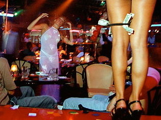 Is going to a strip club cheating