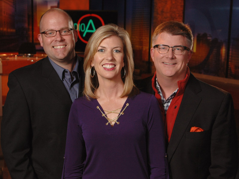 "Brian Kramp, Katrina Cravy and Ted Perry will lead the new show ""Studio A"" weekdays at 4 p.m. on WITI-TV Fox 6."