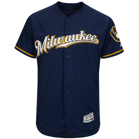 reputable site d4e44 08cb3 Old, meet new: Brewers unveil new alternate hat and jersey ...
