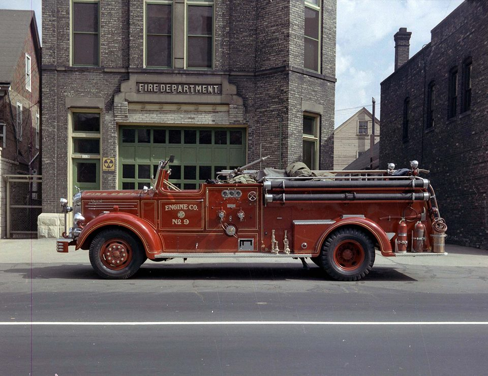 Fire Museum hosts big
