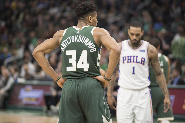 4 Great And Not So Great Things From The Bucks 130 125 Loss To