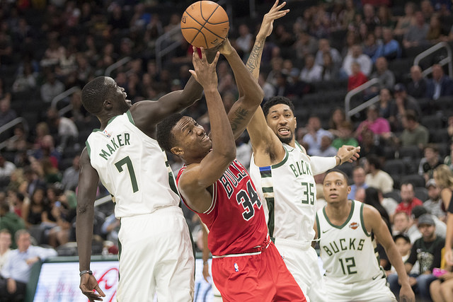 b5c0160ad 34 pressing questions (and answers) for the 2018-19 Milwaukee Bucks ...