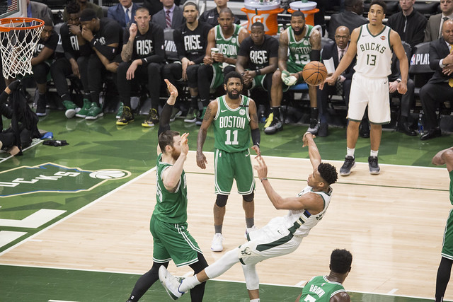096dff4be The Bucks  series win against the Celtics by the numbers - OnMilwaukee